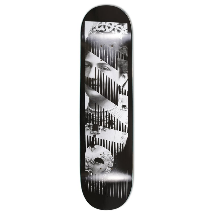 Pizza Speedy Queen Skateboard Deck 8""