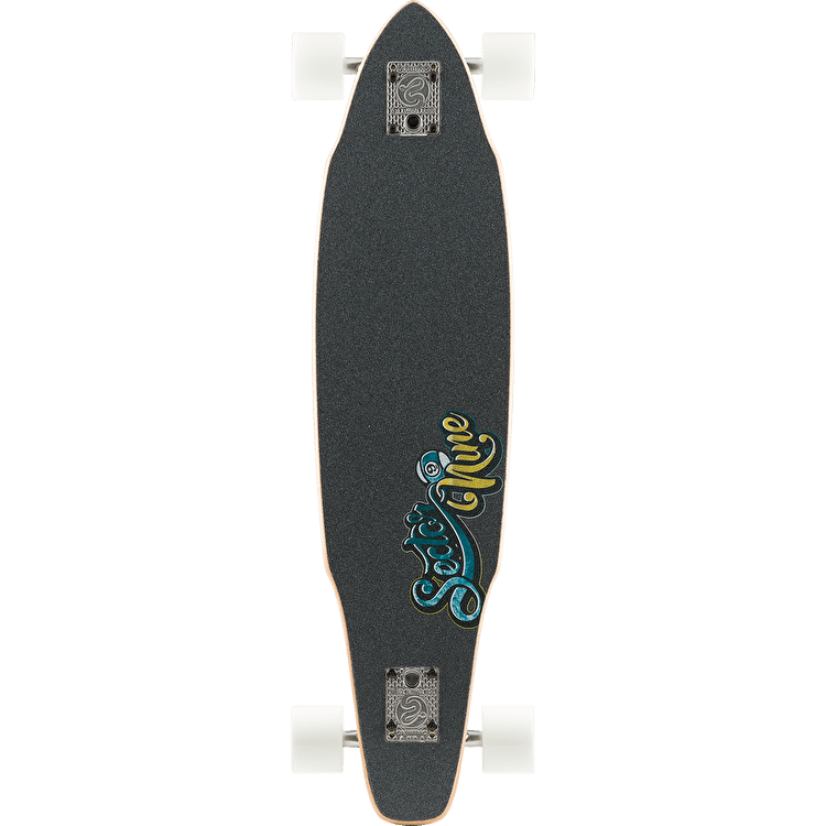 """Sector 9 Exposure Chamber 33.75"""" Complete Longboard"""