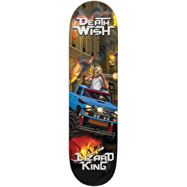 Deathwish Metal Mayhem King Skateboard Deck 8.125