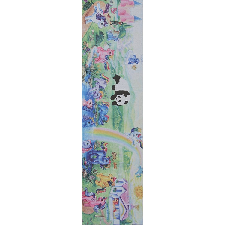 Enjoi x MOB My Little Pony 2 Skateboard Grip Tape - Multi