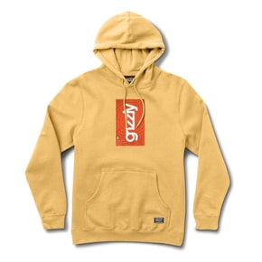 Grizzly Roots Pullover Hoodie - Squash