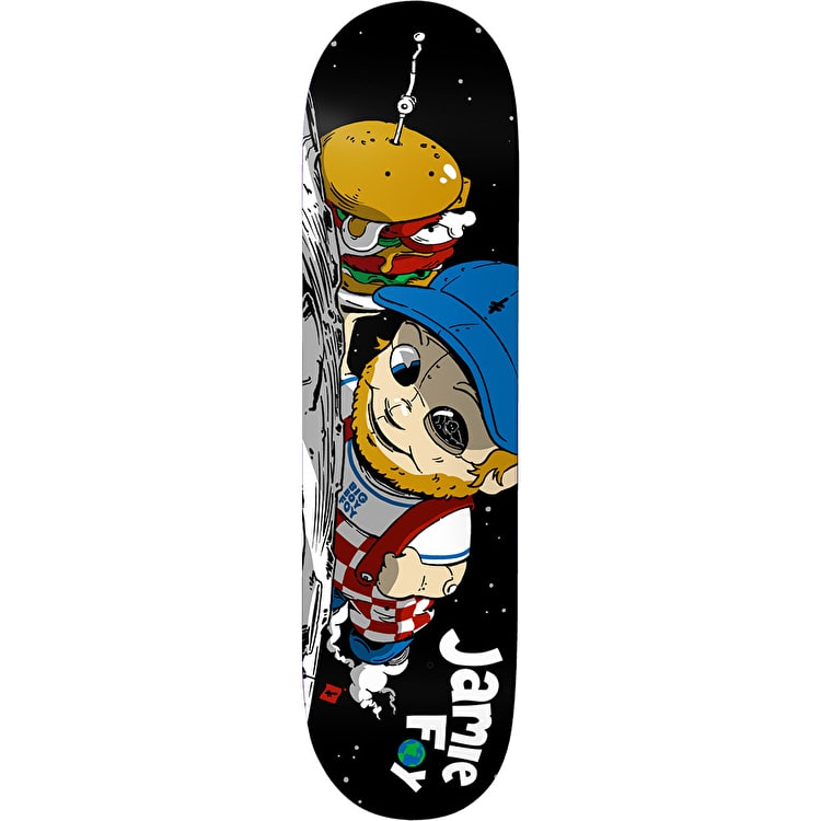 Deathwish Big Boy Foy In Space Skateboard Deck 8.125""