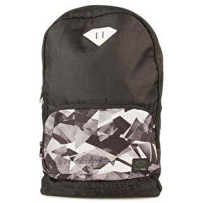 Diamond Simplicity Backpack - Black