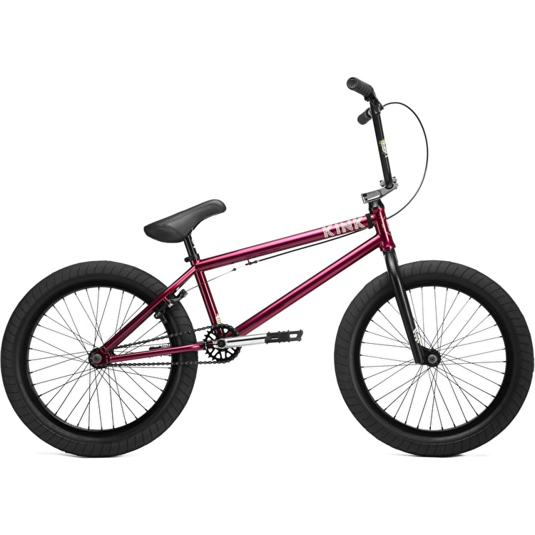 Kink 2019 Whip Complete BMX - Gloss Raspberry Red