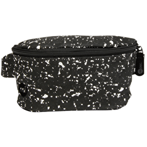 Mi-Pac Bumbag - Splattered Black/White
