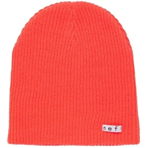 Neff Daily Beanie - Neon Red