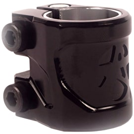 Addict Shield Scooter Clamp - Black