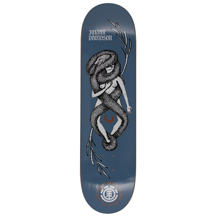 Element Julian Embrace Featherlight Skateboard Deck - 8.31""