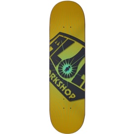 Alien Workshop Logo Skateboard Deck - OG Burst 8.5