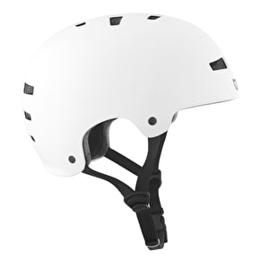 TSG Evolution Helmet - Satin White
