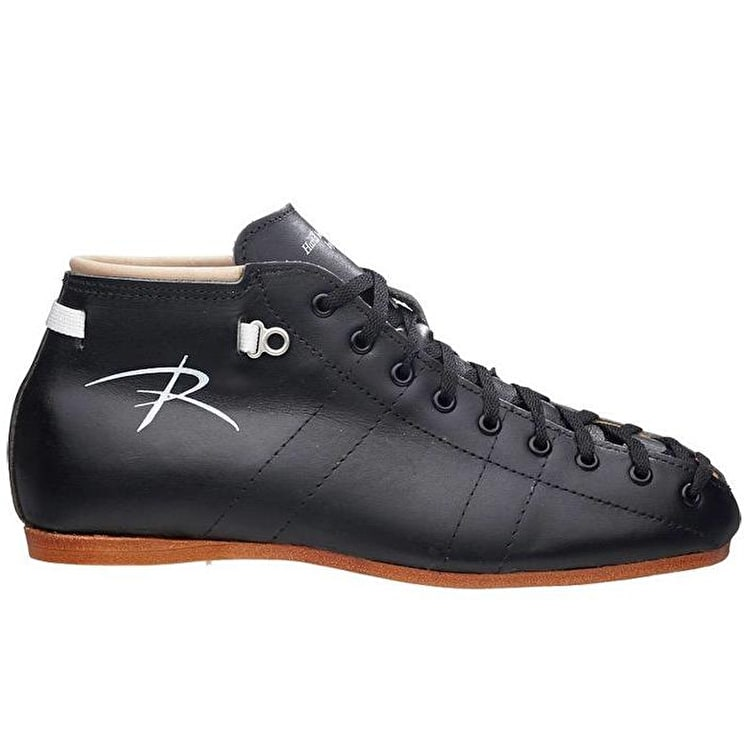 Riedell 495 Derby Boot - Black