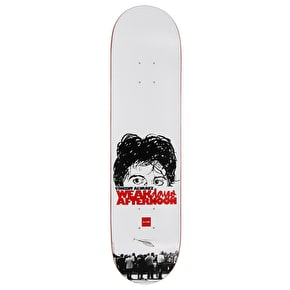 Chocolate Afternoon Skateboard Deck - Alvarez 8