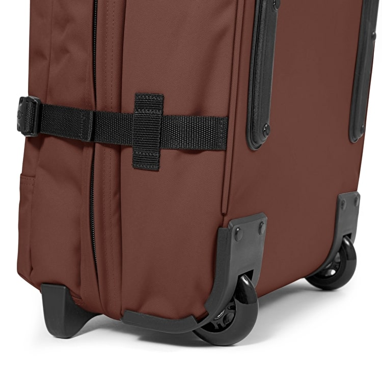 Eastpak Tranverz S Wheeled Luggage - Mud Brown