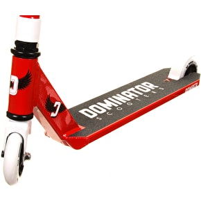 Dominator Scooter - Bomber - Red/White