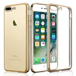 Aero Metallic Bumper Phone Case - Gold