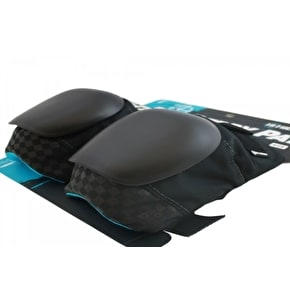 187 Pro Derby Knee Pads - Black / Blue - Small (B-Stock)
