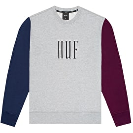 Huf Crevasse Crew - Grey Heather