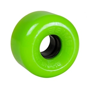 Sims Street Snakes 62mm Quad Roller Skate Wheels - Green