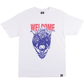 Welcome Hog Wild T Shirt - White