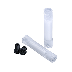 Phoenix Solace Scooter Grips - Translucent
