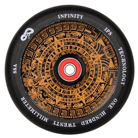 Infinity Mayan 120mm Scooter Wheel - Gold