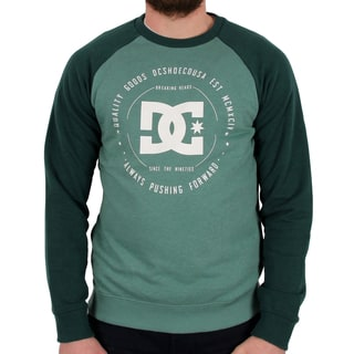 DC Rebuilt Crewneck - June Bug/Deep Sea