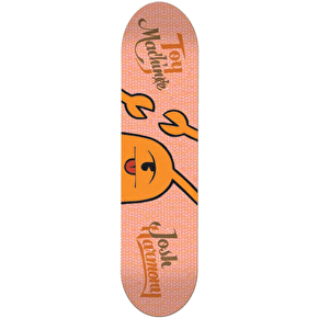Toy Machine Names Skateboard Deck - Harmony 8.25