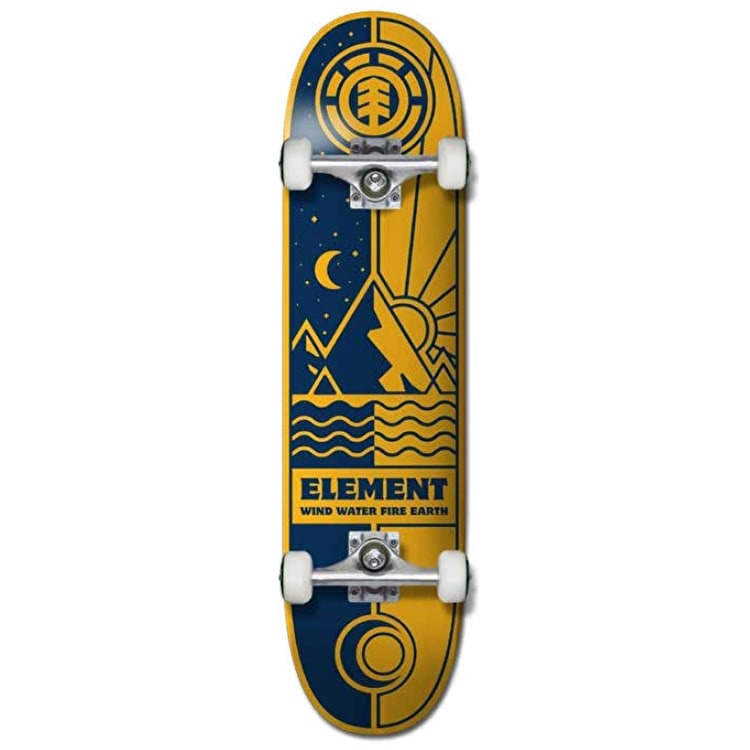 Element Rise And Shine Skateboard 7.75""