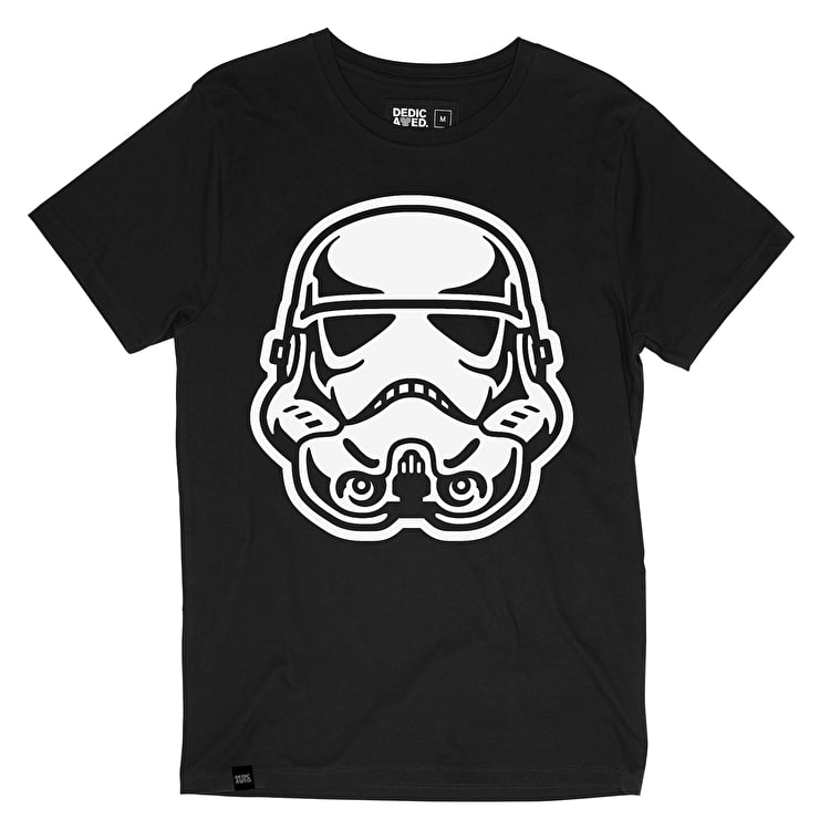 Dedicated Trooper Head T-Shirt