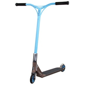 UrbanArtt Custom Scooter - Banshee Copper/Baby Blue