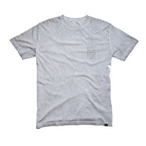 Kr3w Polygon T-Shirt - Antique Ash