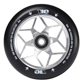Blunt Envy Diamond 110mm Scooter Wheel - Silver