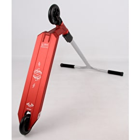 UrbanArtt x District Custom Scooter - Red/Polar