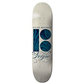 Plan B Pro Spec Felipe Signature Skateboard Deck - 8