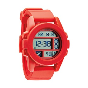 Nixon Unit Watch - Red Pepper