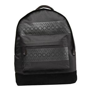 Mi-Pac Backpack - Nordic All Black