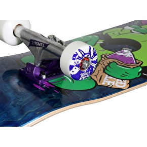 Send Help High 5 Custom Skateboard 8.375