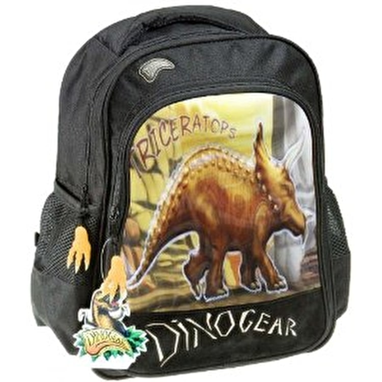 Dinosoles Embossed Backpack - Triceratops