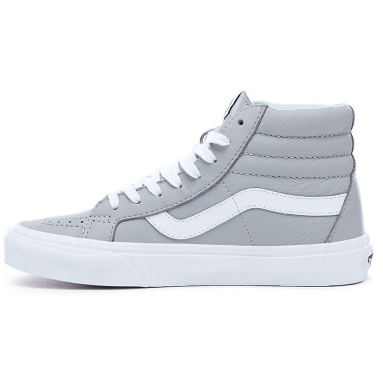 Vans SK8-Hi Reissue High Top Skate Shoes - (Leather) Oxford/Drizzle