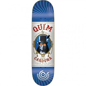 Organika Papers Skateboard Deck - Cardona - 8.38''