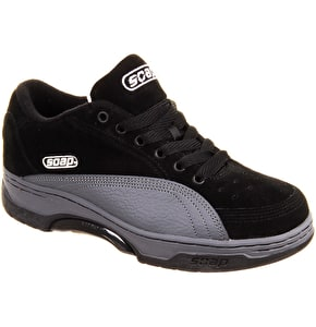 Soap Scab Grind Shoes - Black/Grey