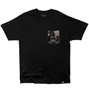Primitive View Pocket T-Shirt - Black