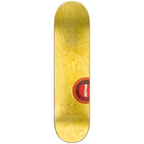 Almost Skateboard Deck - Lotti Painted Rings Impact Youness 8