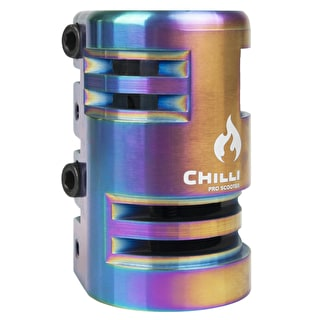 Chilli Pro 4 Bolt SCS Scooter Clamp - Neochrome