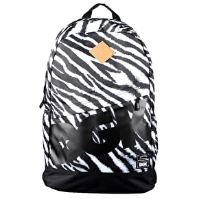 DGK Angle Delux Backpack - Zebra