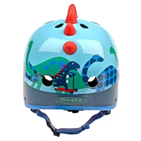 Micro Safety Helmet - 3D Scootersaurus - Medium (53-58cm)
