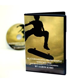 Braille Skateboarding Made Simple DVD