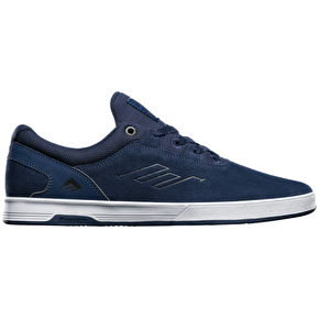 B-Stock Emerica Westgate CC Shoes - Dark Blue/White - UK 7 (Box Damage)