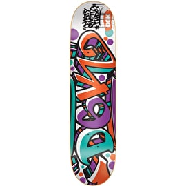 DGK Crazed Skateboard Deck 8.06