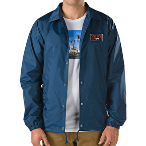 Vans Torrey Coaches Jacket - Dark Denim